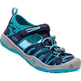 Keen Moxie - Sandales Enfant - bleu/turquoise